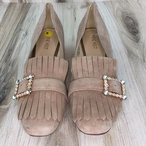 Nine West Suede Loafers
